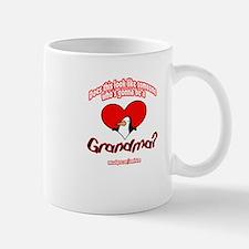 TOO YOUNG GRANDMA Mug