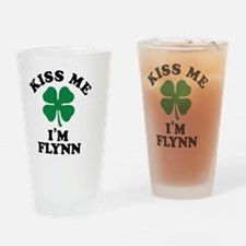 Cool Kiss me Drinking Glass