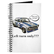 Escort Racer Journal