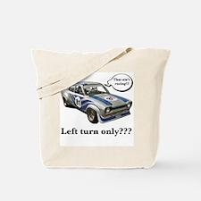 Escort Racer Tote Bag