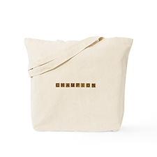 Tiled Champion Tote Bag