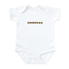 Tiled Champion Infant Bodysuit