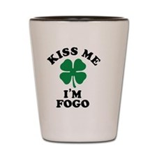 Cute Fogo Shot Glass