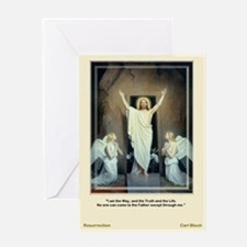 The Resurrection-Bloch-Greeting Card