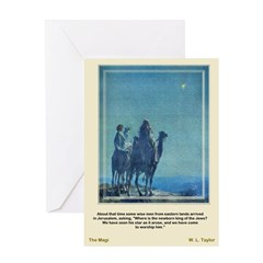 The Magi-Taylor-Greeting Card