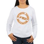 Candy Inspector Women's Long Sleeve T-Shirt