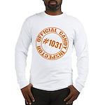Candy Inspector Long Sleeve T-Shirt