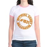 Candy Inspector Jr. Ringer T-Shirt