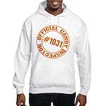 Candy Inspector Hooded Sweatshirt