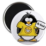 Do Good Penguin Magnet