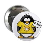 Do Good Penguin Button