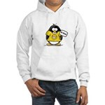Do Good Penguin Hooded Sweatshirt