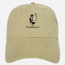 Got Cattitude? Baseball Baseball Cap