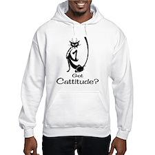 Got Cattitude? Hoodie