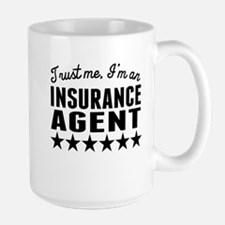 Trust Me Im An Insurance Agent Mugs