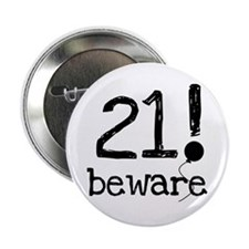 21 Beware Button
