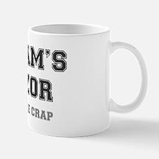 OCCAMS RAZOR - CUTS THE CRAP! Mugs