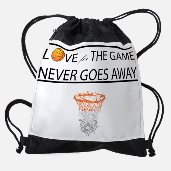 Cute Basketball Drawstring Bag