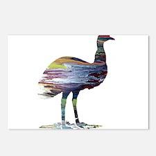 Emu Postcards (Package of 8)