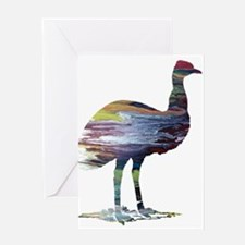 Emu Greeting Cards