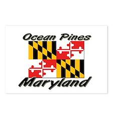 Ocean Pines Maryland Postcards (Package of 8)