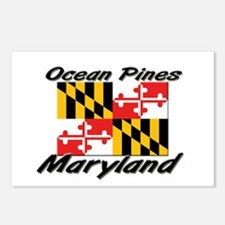 Ocean Pines Maryland Postcards (Package of 8)