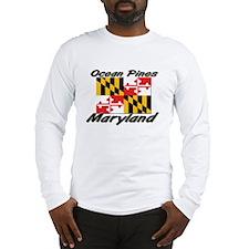 Ocean Pines Maryland Long Sleeve T-Shirt