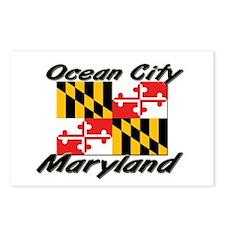 Ocean City Maryland Postcards (Package of 8)