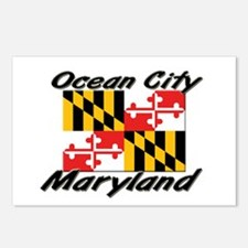 Ocean City Maryland Postcards (Package of 8)