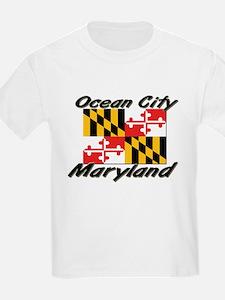 Ocean City Maryland T-Shirt