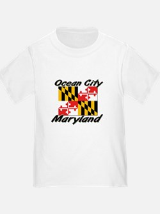 Ocean City Maryland T