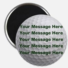 Personalize It, Golf Ball Magnets