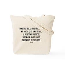 Gabby Johnson Tote Bag