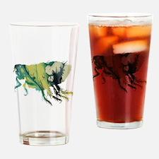 Flea Drinking Glass