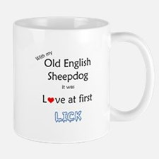 Old English Lick Mug