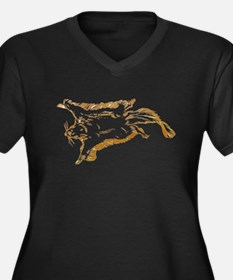 flying squirrel Plus Size T-Shirt
