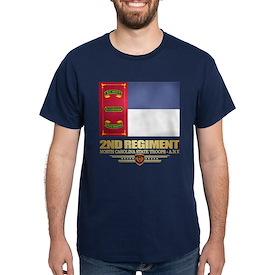 2nd North Carolina State Troops T-Shirt