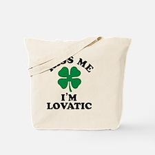 Cool Lovatic Tote Bag
