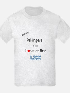 Pekingese Lick T-Shirt