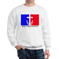 major League Christian Sweatshirt