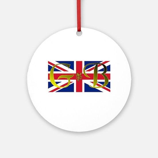 GB. Ornament (Round)