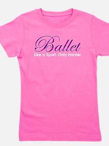 Unique Dance ballet Girl's Tee