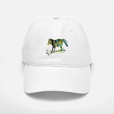 Fox and prey Baseball Baseball Cap