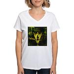 Lucifuge Women's V-Neck T-Shirt
