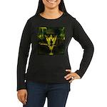 Lucifuge Women's Long Sleeve Dark T-Shirt