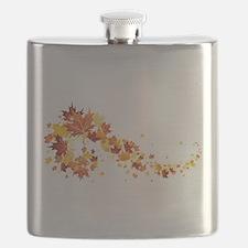 Leaf Flask
