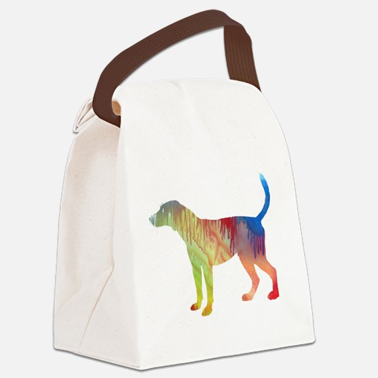 Cool English foxhound Canvas Lunch Bag