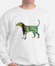 Cool English foxhound Sweatshirt