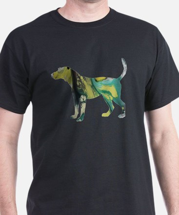 Funny English foxhound T-Shirt