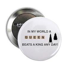 Scrabble Queen Button